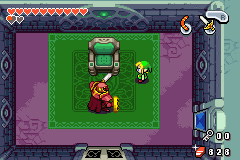 Zelda Minish Cap download